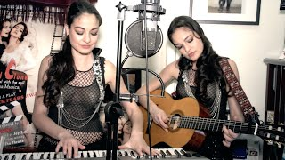 SAY A PRAYER by INDIGGO TWINS - Live performance at home (from AntiVirus New Album CHURCH OF LOVE)