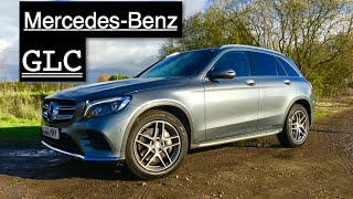 2016 Mercedes-Benz GLC 220d AMG Line Review - Inside Lane