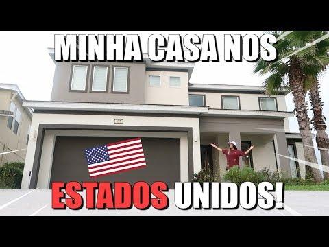 MINHA CASA NOS EUA