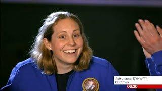 Dr Suzie Imber wins BBC Astronauts programme