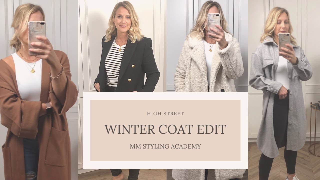 Autumn/Winter Coats Edit