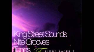 King Street Sounds Nite Grooves Tunes For Ridge Racer 7
