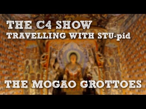 甘肃:莫高窟 GANSU: Touring the Mogao Caves