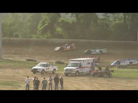 Florence Speedway | 6.17.17 | Crate Late Models | Heat 1