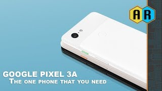 WOW Google Pixel 3a | The phone that gets things done #giftfromgoogle