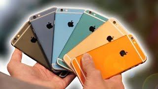 Des iPhone uniques au Monde !