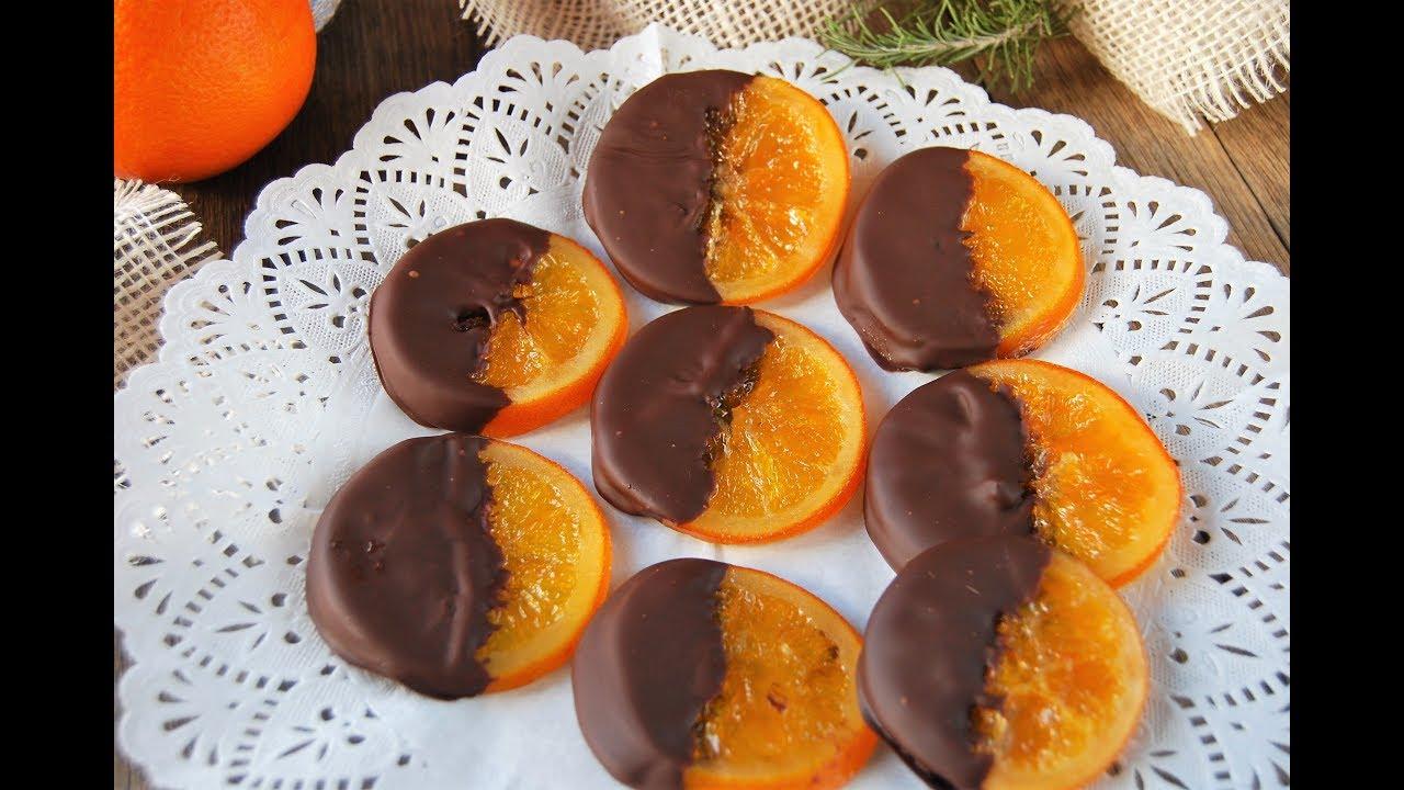 Resultado de imagen para naranjas con chocolate