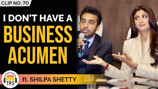 How I INCREASED EARNINGS, Outside of Bollywood Films - Shilpa Shetty | TheRanveerShow Clips