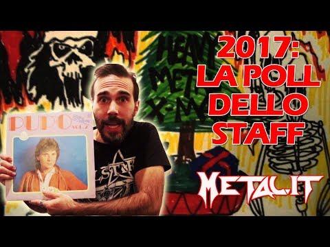 [Top 10] La POLL Dello Staff Di METAL.it I Migliori Dischi Del 2017