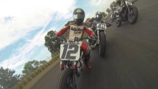 Ride the Springfield Mile with #1 Jared Mees
