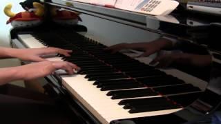 楽譜は、ヤマハのピアノミニアルバム「かぐや姫の物語」のものを 使いま...