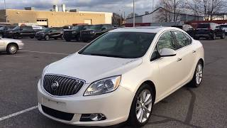 Pre-Owned 2013 Buick Verano 2.0 Turbo FULLY LOADED Bluetooth Nav Oshawa ON Stock#W5659