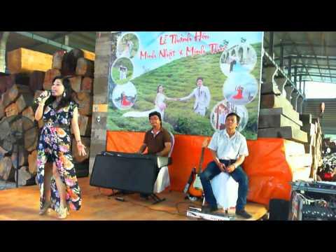 nhac song VAN KHANG - dam cuoi tren duong que - Ngoc Ngau - 18/01/2016
