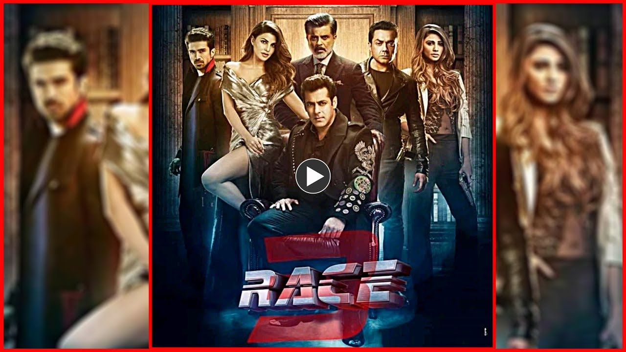 Race 3 Movie 2018: Salman Khan Released Official Poster Of Race 3 Family – HUNGAMA
