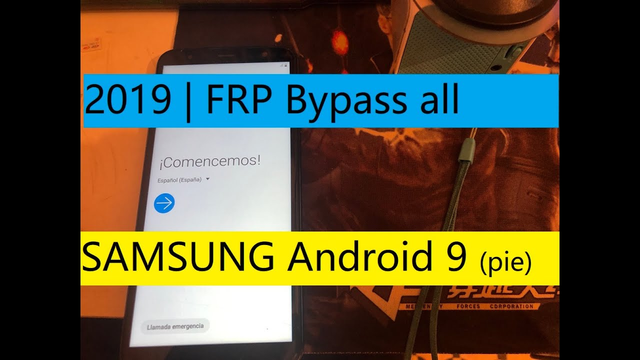 Bypass Google Account FRP SAMSUNG GALAXY J4 Plus Android 9 0 Pie NO