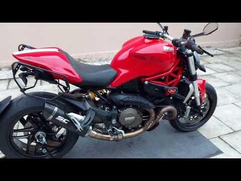 Ducati Monster 1200 G.CH.P.