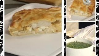 Рыбный пирог и бульон. Мужская еда. Андрей Бугайский