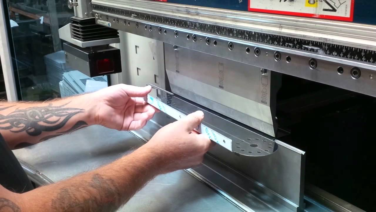 Cnc Bending Stainless Steel Sheet Metal Work Youtube