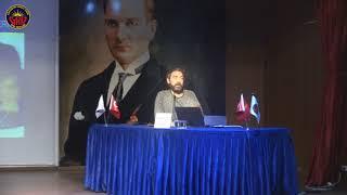 Atatürk Haftası Etkinlikleri: Sanatçı Sinan Tuzcu ile