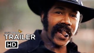THE OUTLAW JOHNNY BLACK Official Trailer (2018) Michael Jai White Comedy Movie HD