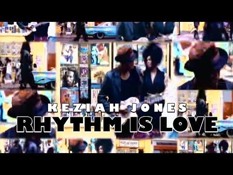 Keziah Jones  Rhythm Is Love