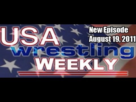 USA Wrestling Weekly - August 19, 2011