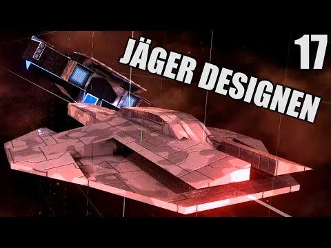 Avorion #17 Jäger für Geschwader designen | Deutsch