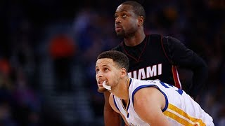 Dwyane wade reveals the only way to stop steph curry