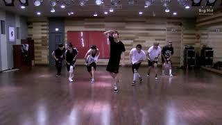 Download BTS  No More Dream  Dance Practice PlanetLagu com