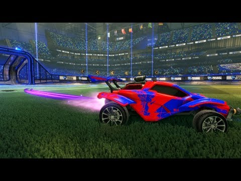 Rocket League: How To Do THE PASCHY TWIRL