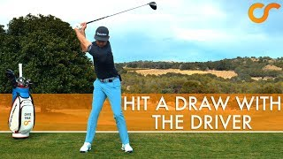 HOW TO DRAW THE DRIVER FROM THE TEE