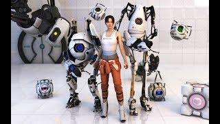 Portal 2 2019 Сюжет. Пришло время закончить. Часть 2 - Прохождение.
