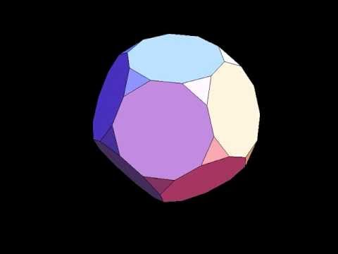 Truncation of Dodecahedron