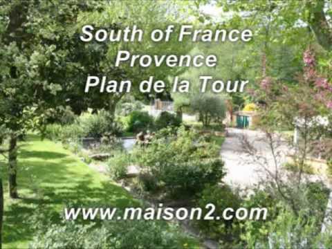 Provence Property for Sale in Plan de la Tour, South of France