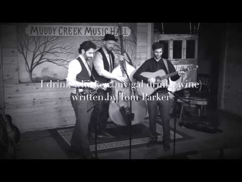 The Andrew Collins Trio - I Drink Whiskey (My Gal Drinks Wine)