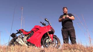 Ducati Supersport S vs. Kawasaki Z1000SX