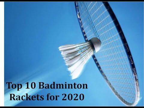 10 Best Badminton Racket for 2020