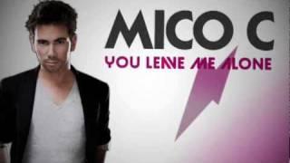 MICO C # YOU LEAVE ME ALONE [Version Française]  (Official Teaser)