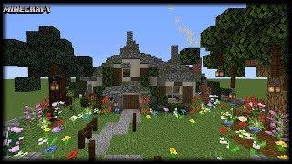 Fairytale Minecraft Cottage