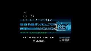 Karaoke Don Miguelo ft. Sensato - el marido de tu mujer
