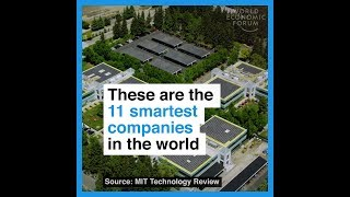 These are the 11 smartest companies in the world thumbnail