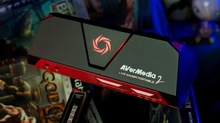 TOBLERONE 1080p60 CAPTURE MAGIC - AVerMedia Live Gamer Portable 2 Review (LGP2 & GC510)
