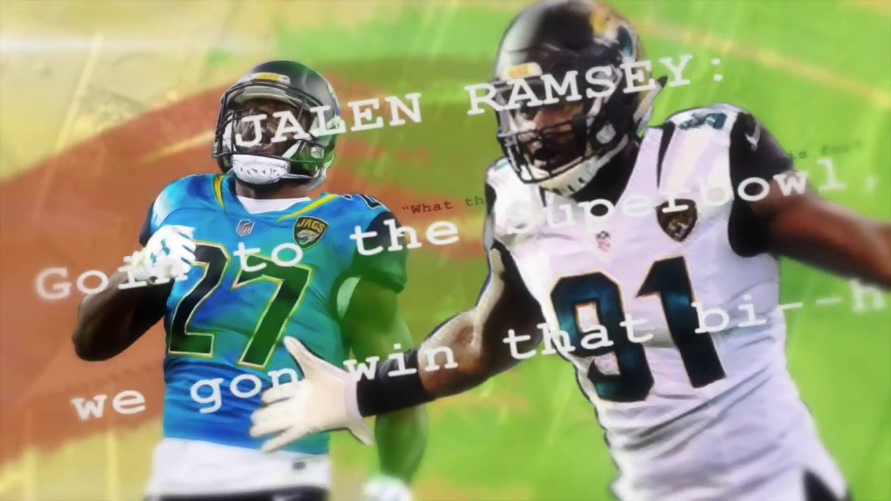 reputable site 534d5 e2475 A New Journey Begins... | 2018 Jacksonville Jaguars Hype Video