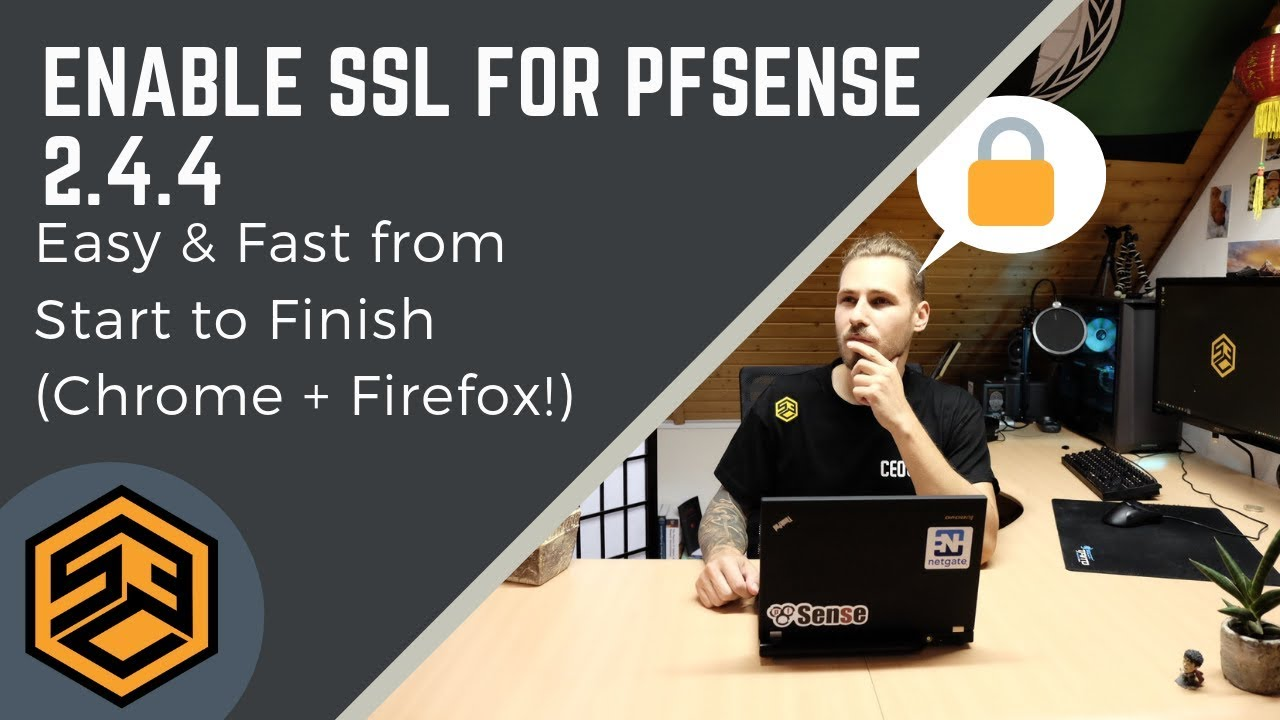 Enable SSL for pfSense 2 4 - Quick & Easy!