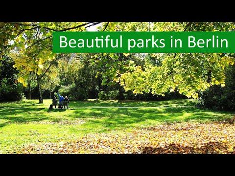 Parks in Berlin City