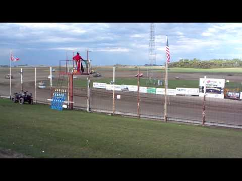 100 0713 2015 09 07 Devils Lake Speedway B Mod Heat