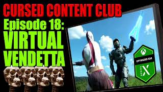 Cursed Content Club #18: Virtual Vendetta (Xbox vs PS)