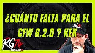 Cuánto falta para el CFW 6.2.0. KEK