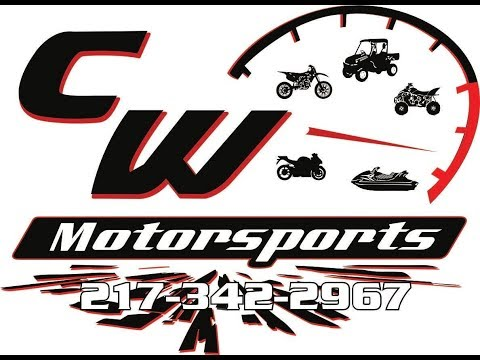 CW Motorsports Back Half Cage Install