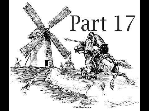 Audiobook: Don Quixote English  part 17